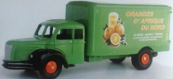 CLUB DINKY FRANCE MODEL No. CDF67 BERLIET FOURGON FRIGORIFIQUE